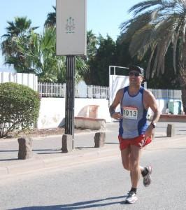 Eli Bitan on the run
